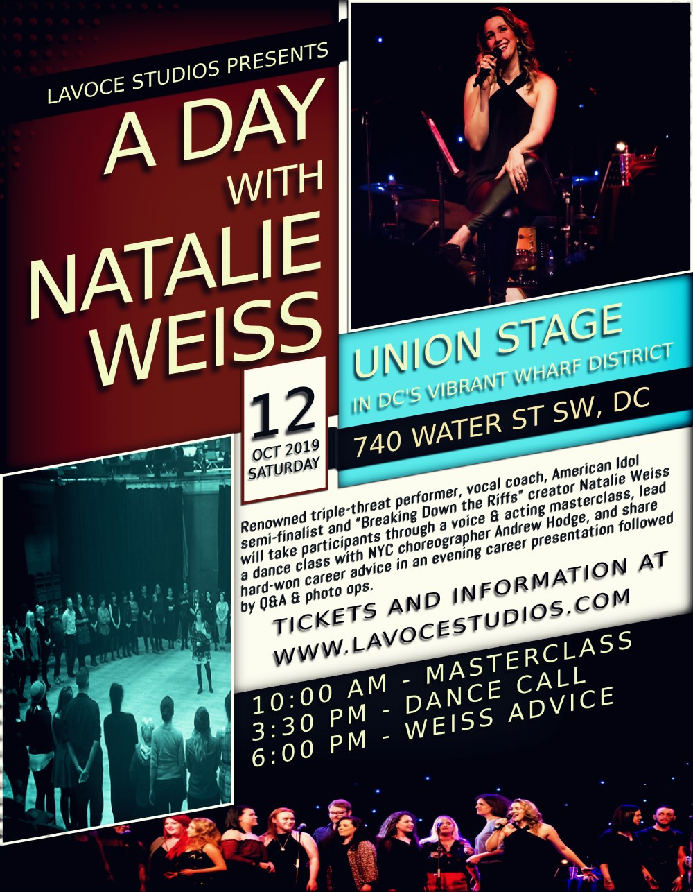 Natalie Weiss - LaVoce Studios